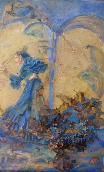 Baile y cante (díptico II). 2009
