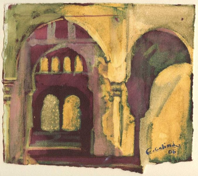 Alhambra V. Colección particular