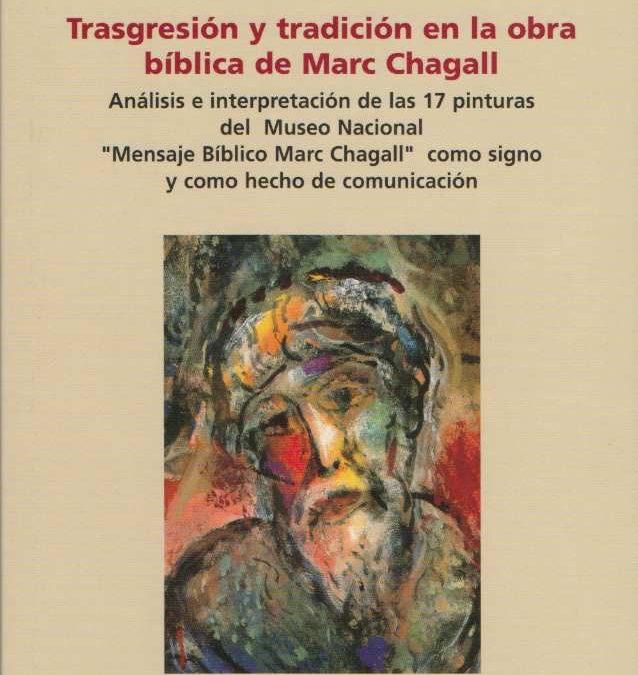 Mi libro sobre Chagall