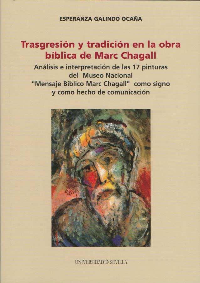 portada libro chagall
