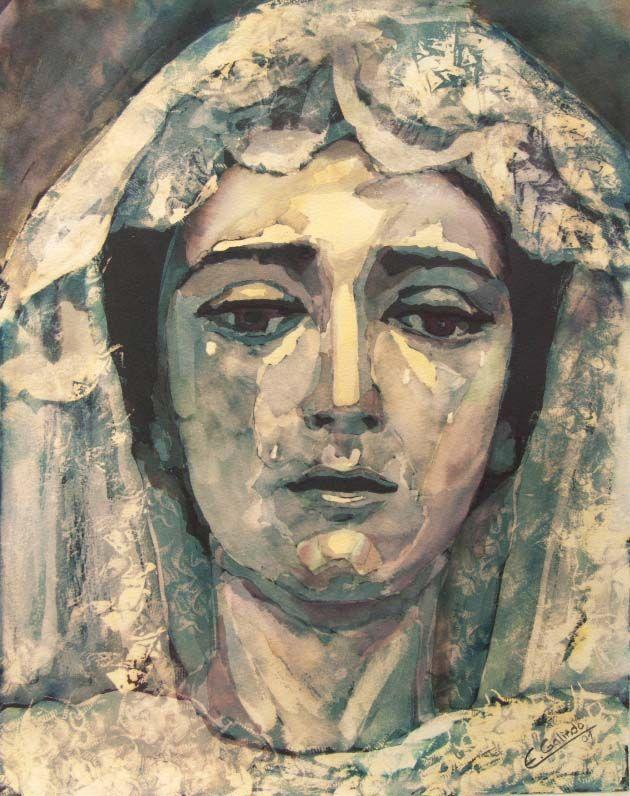 Virgen de la Consolación. La Sed