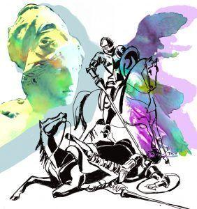 Pacifismo erasmista en el Quijote