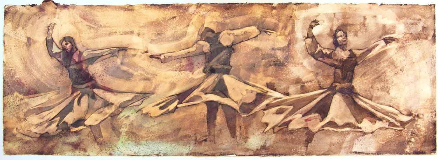 Danza derviche III