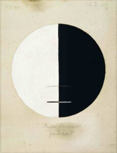 Hilma_af_Klint_-_1920_-_Buddha's_Standpoint_in_the_Earthly_Life_-_No_3a