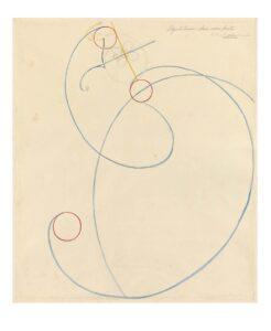 Hilma_af_Klint_1908_-_Pleiade_nr_14