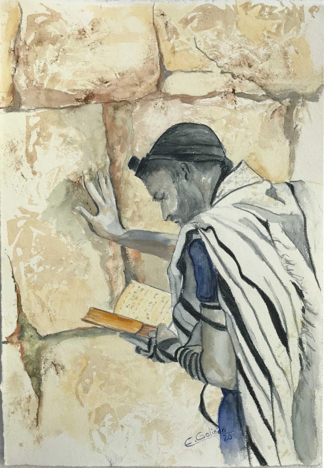 Orante Muro II