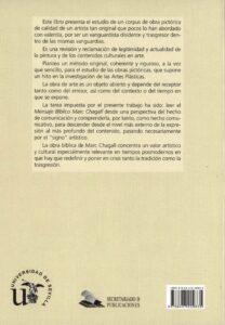 contraportada libro Chagall