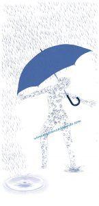 Ilustración de mampara de ducha habitación 301