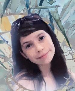 Retrato de Sofía